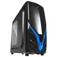 Фото RAIDMAX Viper II w/o PSU Black/blue