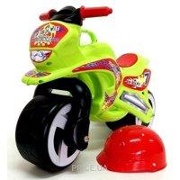 Фото Kinderway Мотоцикл с каской (11-007)