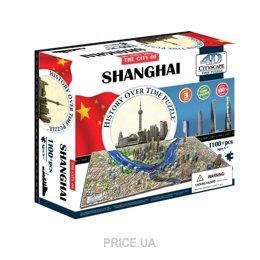 Фото 4D Cityscape Шанхай Китай (40040)