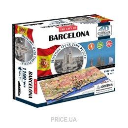 Фото 4D Cityscape Барселона Испания (40050)