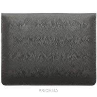 Фото Dublon Leatherworks Universal Case Black for Tablet 9-11
