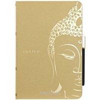 Фото Ozaki O!coat Wisdom Buddhist Scripture Light Brown для iPad mini (OC103SL)