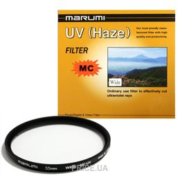 Marumi WIDE MC-UV 55mm