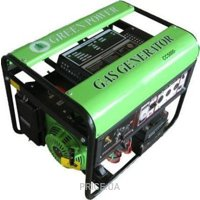 Фото Green Power CC5000LPG/NG-T2