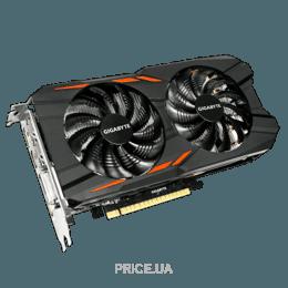 Gigabyte GeForce GTX 1050 Ti Windforce OC 4Gb (GV-N105TWF2OC-4GD)