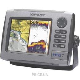 Lowrance HDS-7