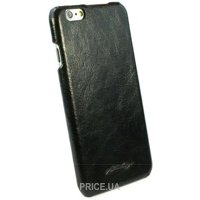 Фото Alston Craig Leather Slim Shell Case for iPhone 6 Black (J1_21)