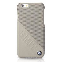 Фото BMW Backcase for iPhone 6/6s Beige (BMHCP6LDLT)