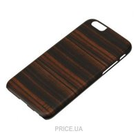 Фото Man&wood iPhone 6 Wood Ebony/Black (M1417B)
