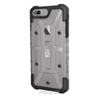Фото Urban Armor Gear iPhone 7 Plus/6s Plus Ice Transparent (IPH7/6SPLS-L-IC)