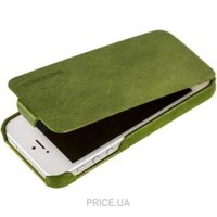 Фото Borofone General Flip case for iPhone 5 BI-L028 Green