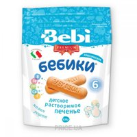 Фото Bebi Печенье Бебики классическое 125 г