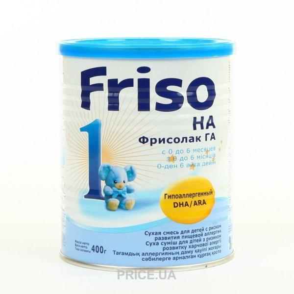 Питание friso отзывы