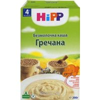 Фото Hipp Каша безмолочная Гречневая, с 4 мес. 200 г
