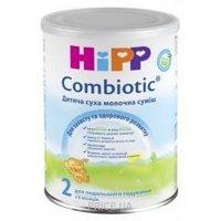 Фото Hipp Смесь Молочная Combiotic 2 350 г