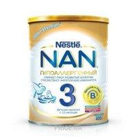 Фото Nestle NAN 3 гипоаллергенный 400 г