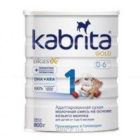 Фото Kabrita Молочная смесь 1 Gold с рождения, 800 г