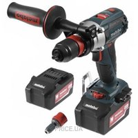 Фото Metabo SB 18 LTX BL Quick 4.0Ah x2 Case
