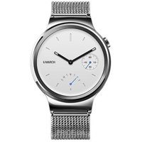 Фото Huawei Watch (Stainless Steel with Stainless Steel Mesh Band)