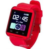 Фото Atrix Smart watch E08.0 (Red)