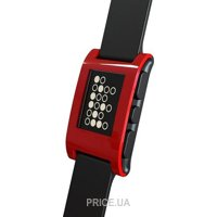 Фото Pebble SmartWatch (Cherry Red)
