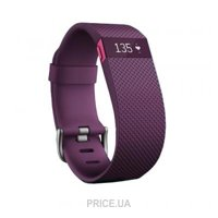 Фото Fitbit Charge HR Large (Plum)