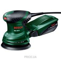 Сравнить цены на Bosch PEX 220 A