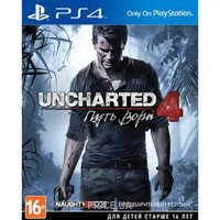 Фото Uncharted 4: A Thief's End (PS4)