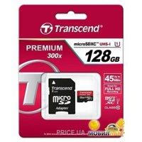 Сравнить цены на Transcend TS128GUSDU1
