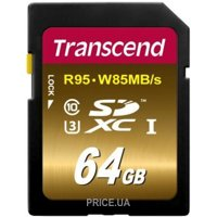 Сравнить цены на Transcend TS64GSDU3X