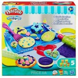 Фото Hasbro Play-Doh Магазинчик печенья (B0307)