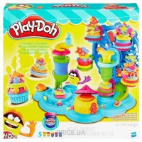 Фото Hasbro Play-Doh Карнавал сладостей (B1855)