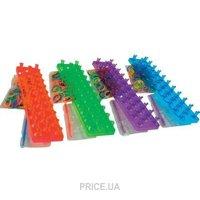 Фото Rainbow Loom Набор для плетения цветными резинками, 200 резинок (SV11707)
