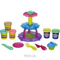 Фото Hasbro Play-Doh Башня из кексов (A5144)