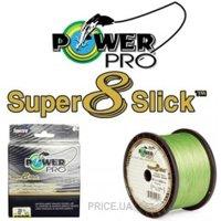 Фото PowerPro Super 8 Slick Aqua Green (0.41mm 135m 40.0kg)