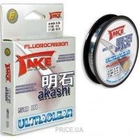 Фото Lineaeffe Take Akashi Ultraclear Fluorocarbon (0.14mm 50m 3.00kg)