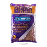 Фото Brain Прикормка Premium Series «Big Roach» 1.0kg