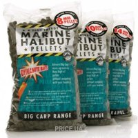 Фото Dynamite Baits Пеллетс Marine Halibut Pellets 14mm 900g