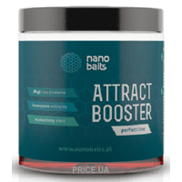 Фото Nano Baits Бустер Attract Booster Perfect Line (banana) 200ml
