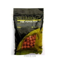 Фото Nutrabaits Бойлы Pink Pepper 20mm 400g