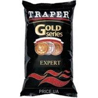 Фото Traper Прикормка Gold Series «Expert» 1.0kg