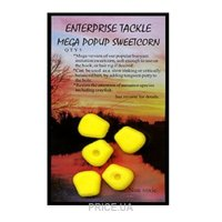 Фото Enterprise Tackle Искус. кукуруза Large Popup Sweetcorn (Yellow - Unflavoured)