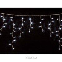 Фото Delux Icicle 120 LED 2x0.9m белый/черный IP44 (10008263)