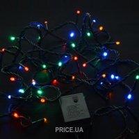 Фото Delux String C120 LED 12m мульти/зеленый IP20 (10008319)