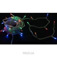 Фото Delux String C120 LED 12m мульти/прозрачный IP20 (10008320)