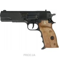 Фото Sohni-Wicke Пистолет Powerman 8-зарядный (538)