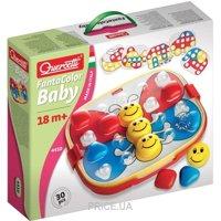 Фото Quercetti Fantaсolor Baby Tris di bottoni (4410)