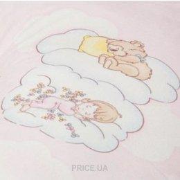 Фото Василинка Наволочка на подушку для кормления Розовые сны, 75х75 см