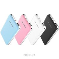Фото Awei Power Bank P84k 10400 mAh White