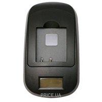 Фото ExtraDigital Зарядное устройство для Panasonic DMW-BM7, S002, S006 (LCD) - DV0LCD2050